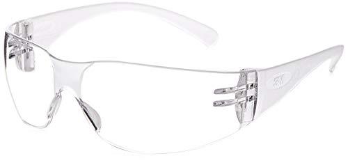 3M Virtua 71500-00008 Gafas de seguridad con lentes antiarañazos y antivaho transparentes