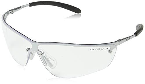 Gafas Bollé Silpsi con gafas transparentes, unidad de tamaño, negro