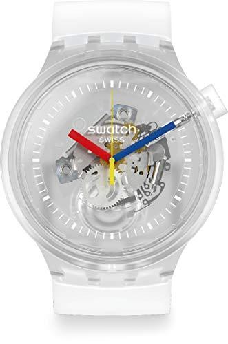 Reloj Swatch Big Bold Lacquered SO27E100 Big Bold Jellyfish