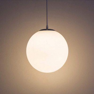 Lámparas transparentes de techo colgante tienda de artículos transparentes online moderna