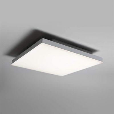 lámparas transparentes de techo modernas cuadrada artículos transparentes online