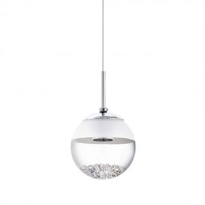 Lámparas transparentes colgante comedor salón de techo artículos transparentes