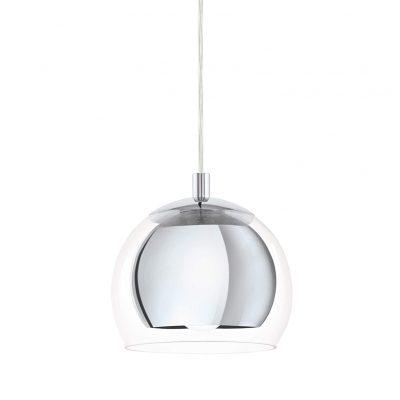 lámparas transparentes colgante de techo de cristal policarbonato artículos transparentes eficiencia energética