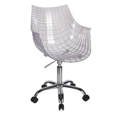 Silla transparente de escritorio metacrilato tienda online de artículos transparentes sillas transparentes policarbonato