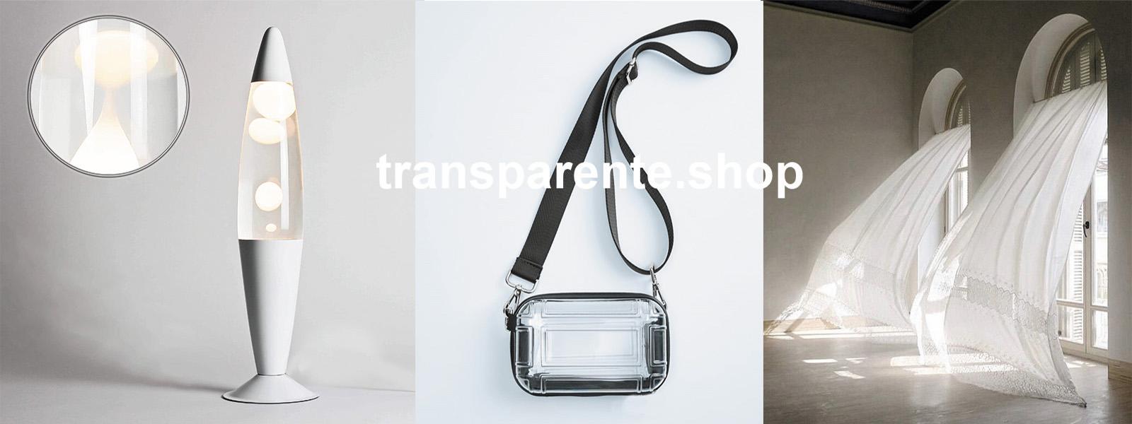 Artículos transparentes vidrio metacrilato