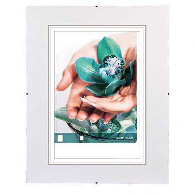 marcos de foto transparentes de vidrio para fotos de pared acrilico