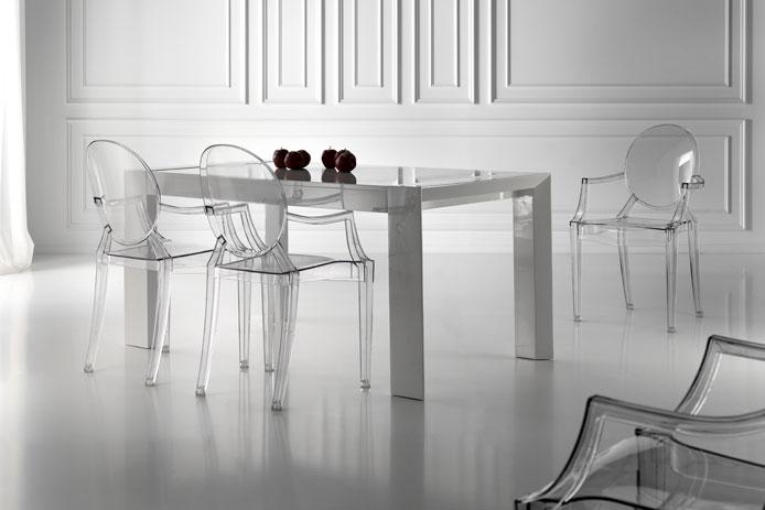 sillas transparentes para comedor modernas tienda online de artículos transparentes