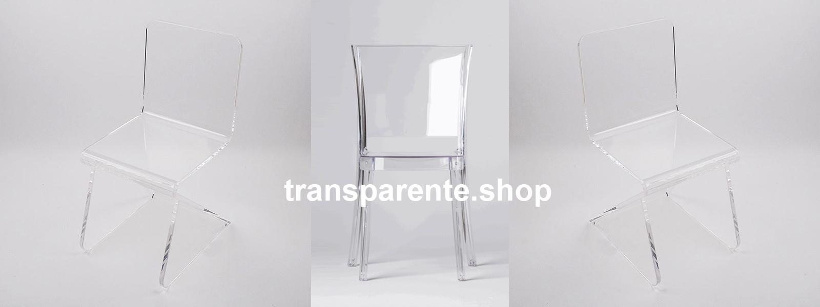 tienda online de artículos transparentes