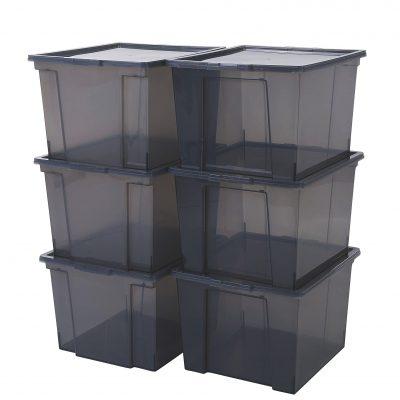 organizadores transparentes almacenamiento transparente tienda online de artículos transparentes