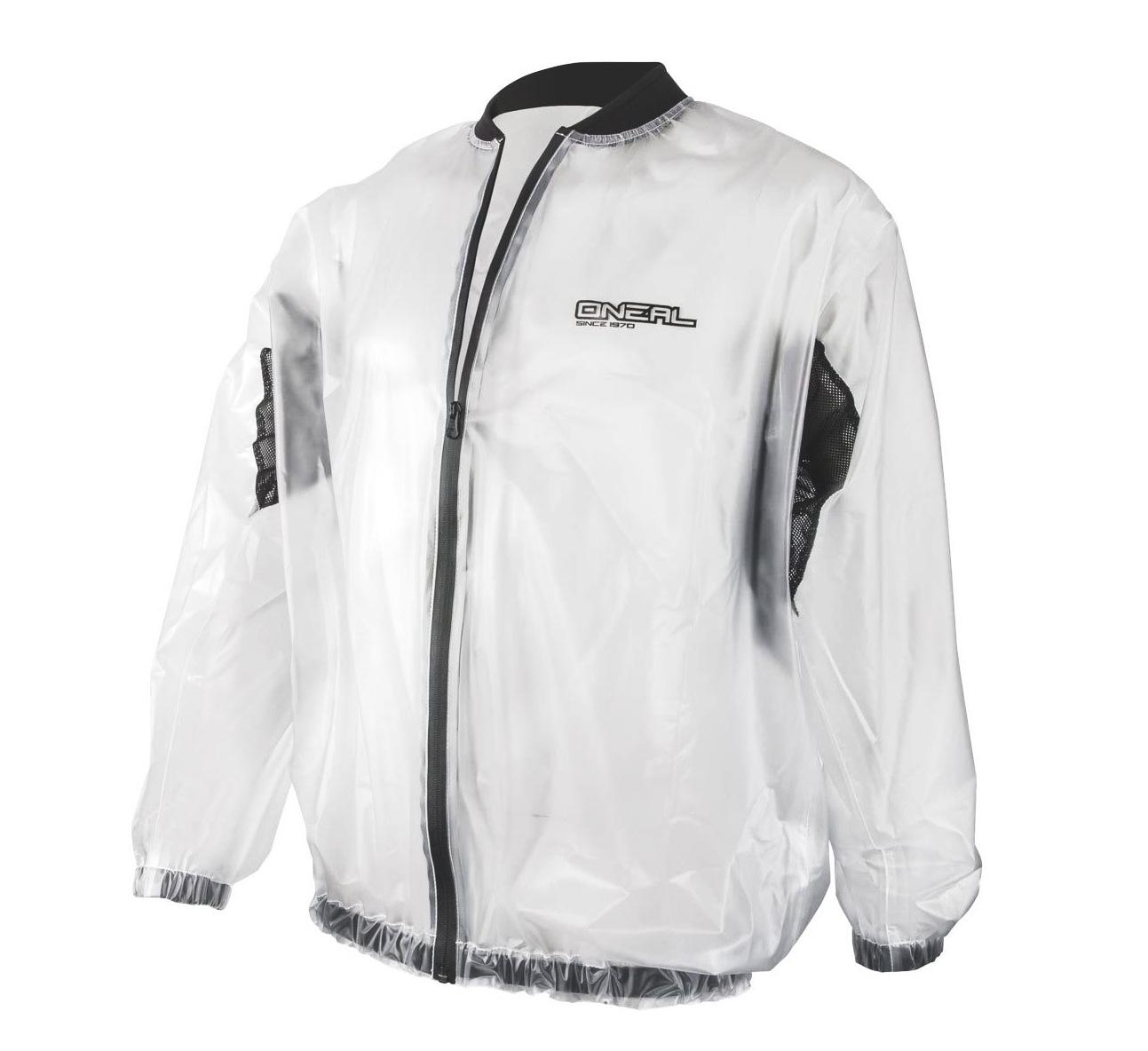 Chubasquero transparente impermeable para lluvia moto ciclismo