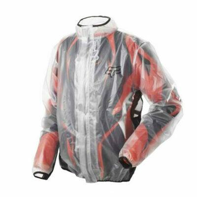 Chaqueta transparente deportiva impermeable para la lluvia transpirable