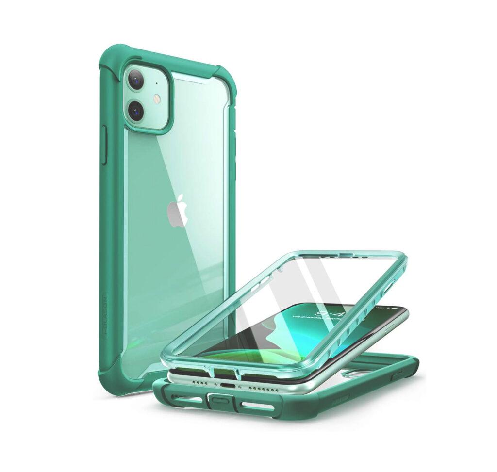 funda transparente iphone 11 integral reforzada
