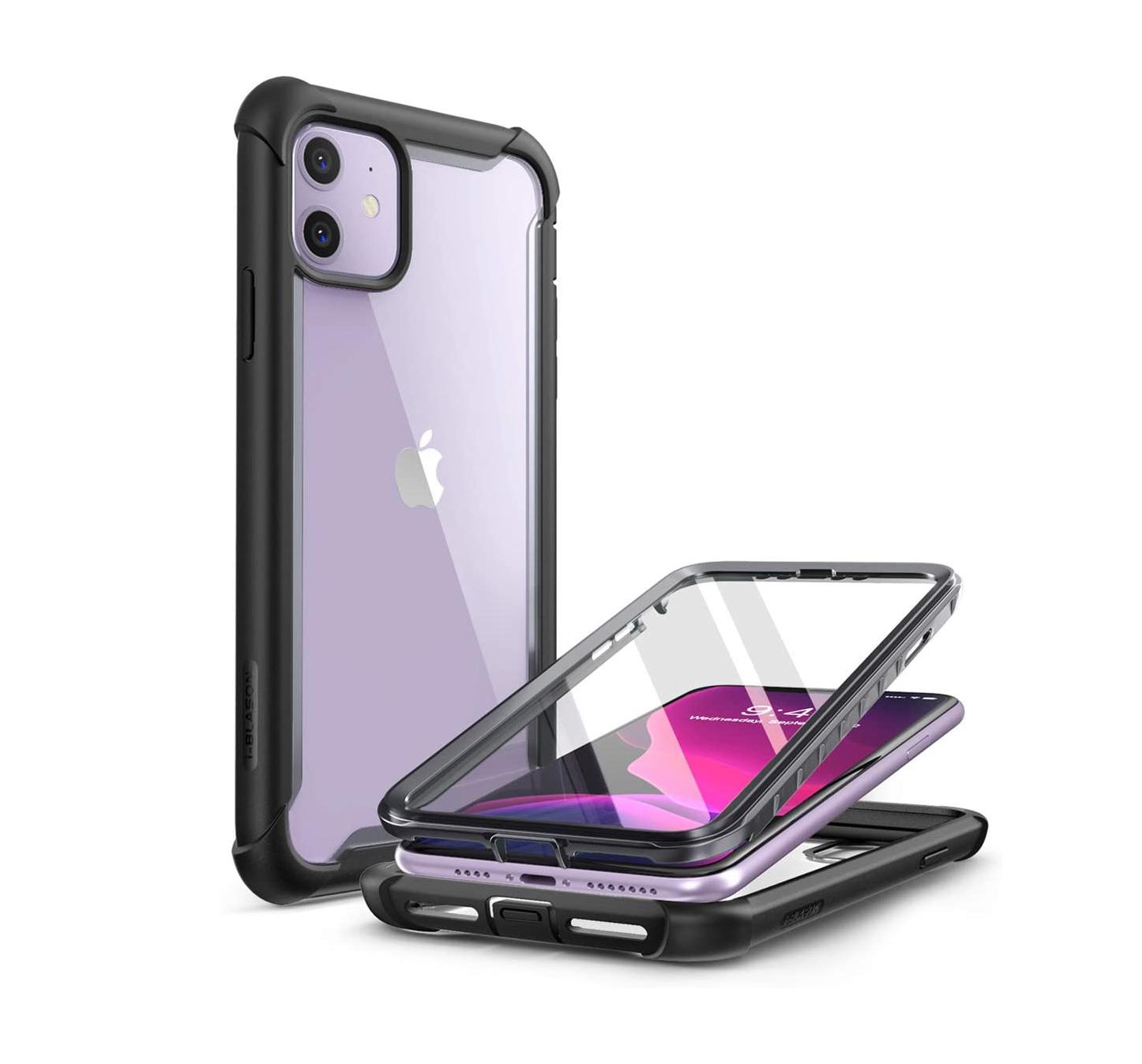 funda transparente iphone 11