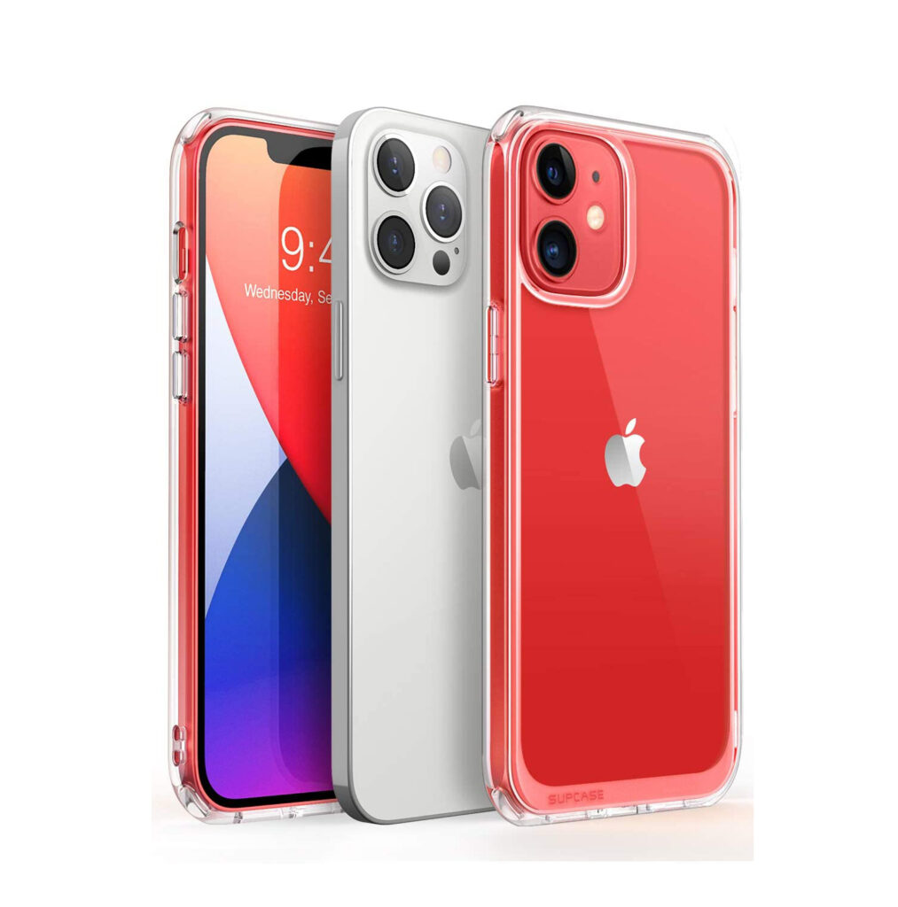 funda transparente iphone12