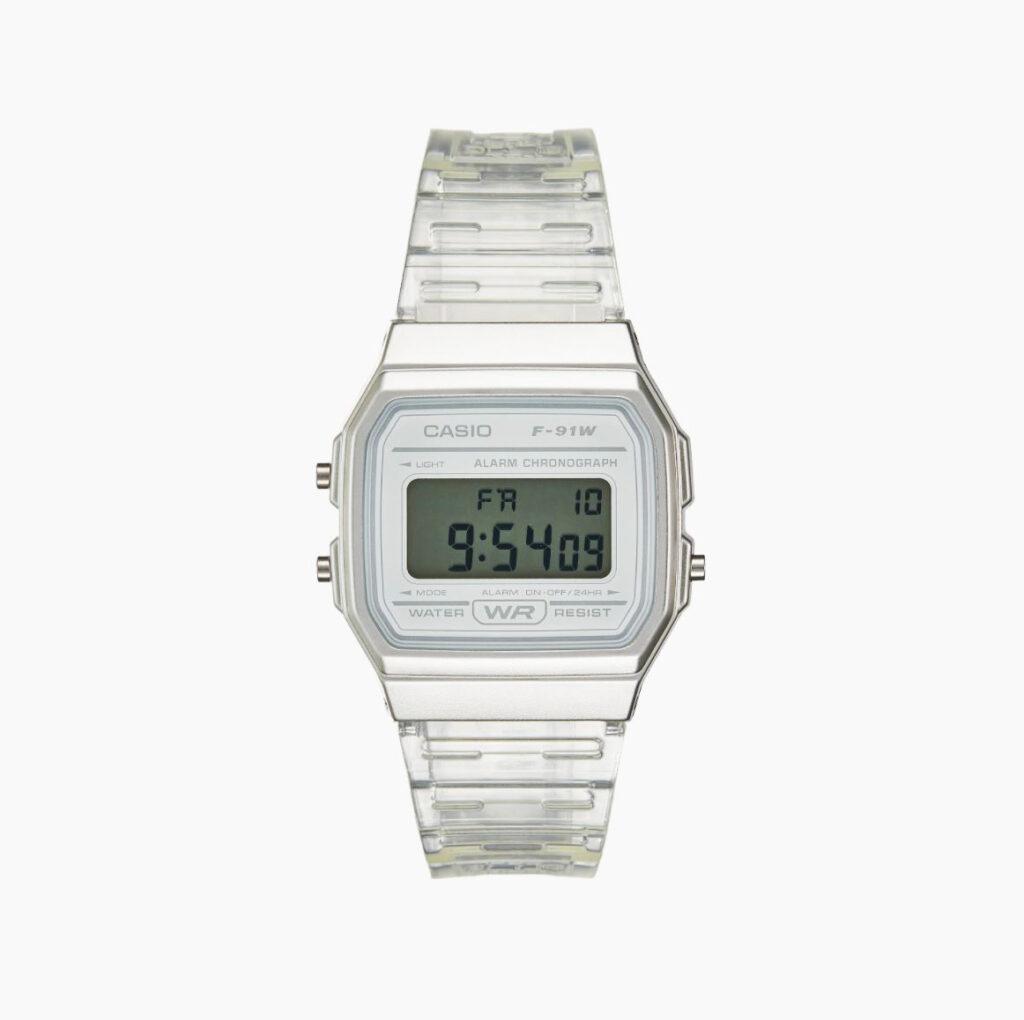reloj transparente digital tienda online
