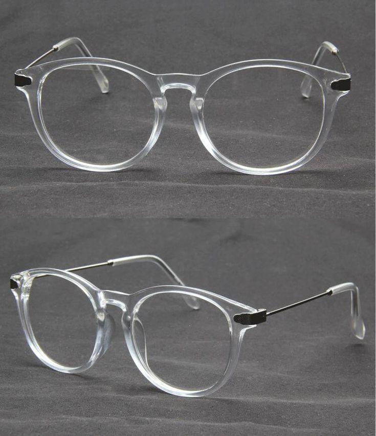 gafa transparente de ver montura transparente gafas